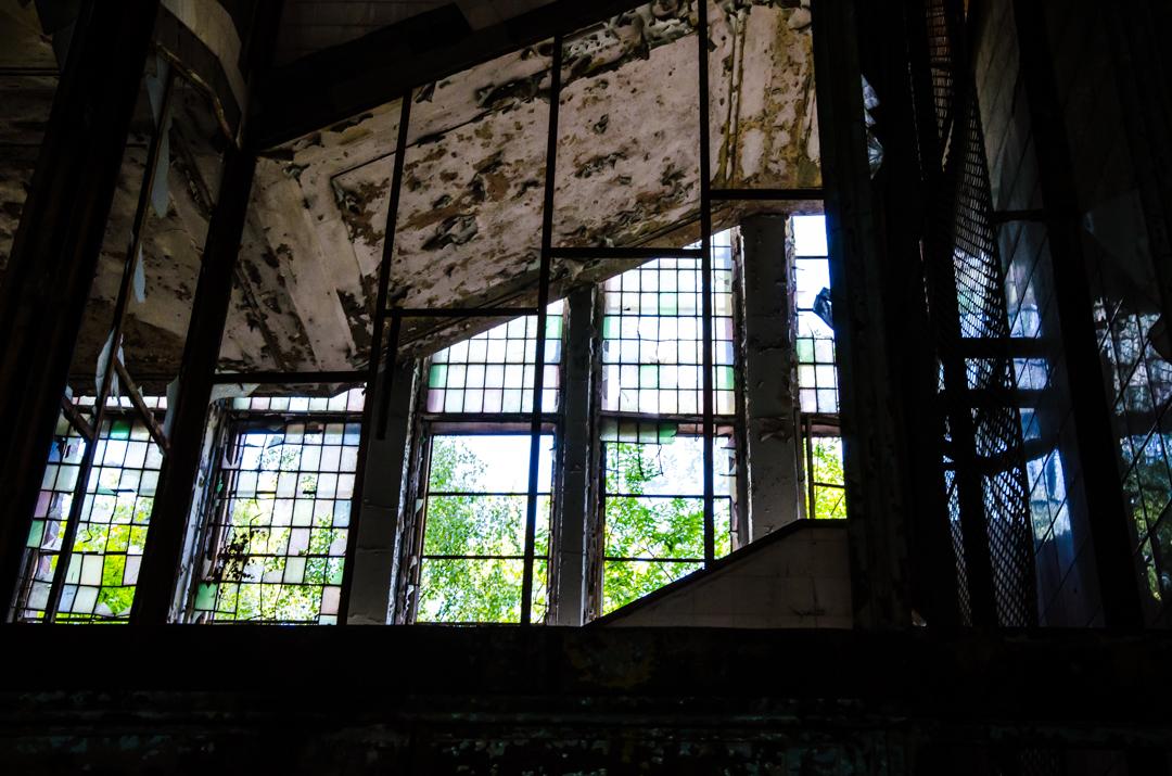 Opuszczony szpital dla chorych na gruźlicę w Beelitz (36)
