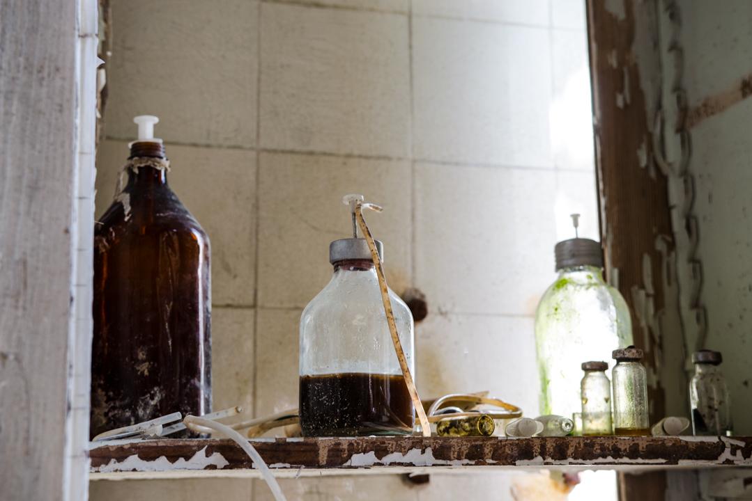 Opuszczony szpital dla chorych na gruźlicę w Beelitz (43)