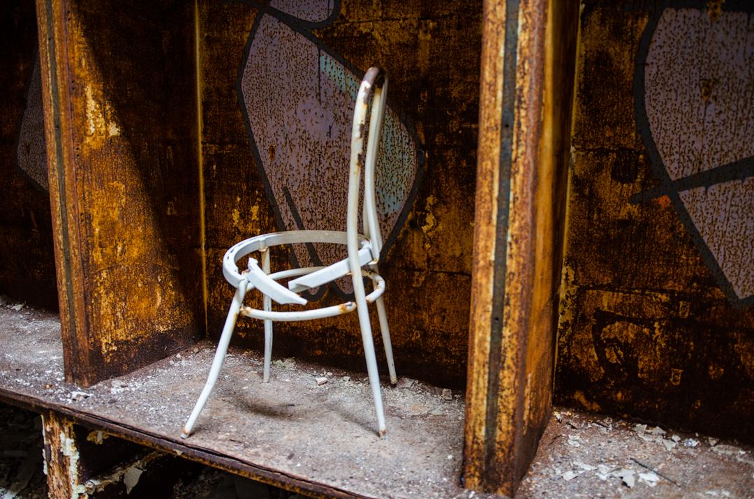 Opuszczony szpital dla chorych na gruźlicę w Beelitz (49)