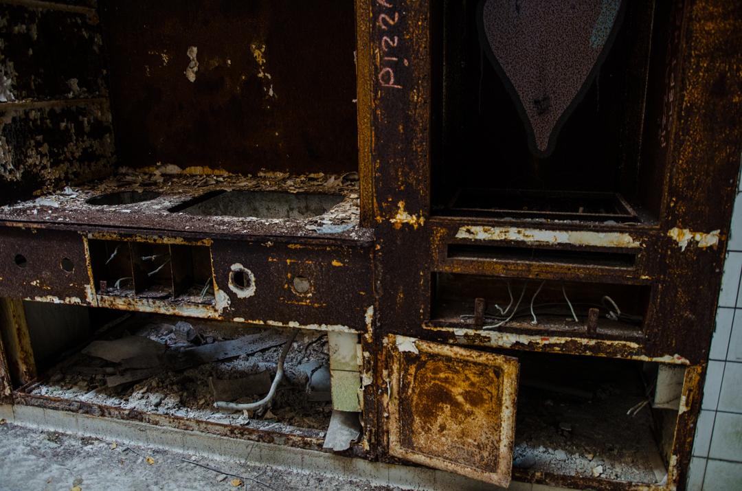 Opuszczony szpital dla chorych na gruźlicę w Beelitz (50)