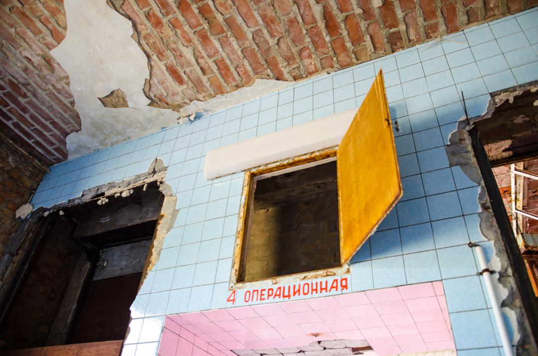 Opuszczony szpital dla chorych na gruźlicę w Beelitz (52)