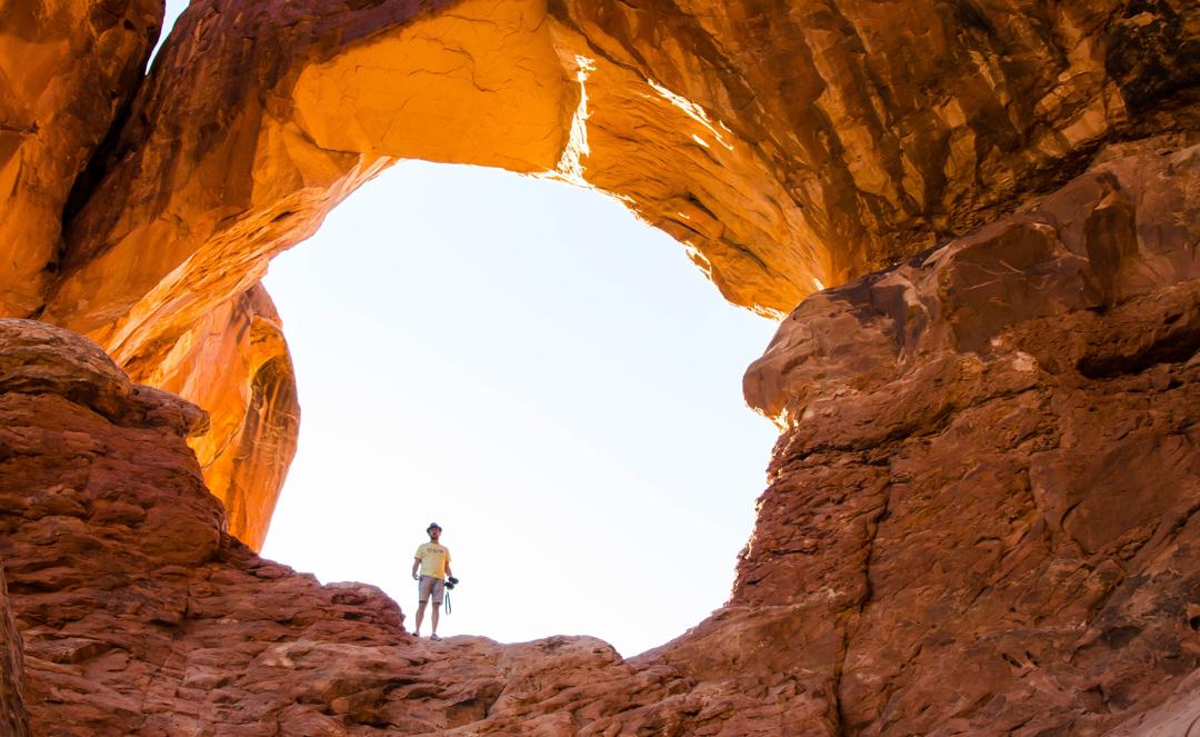 Wielki Kanion i kraina skalnych łuków