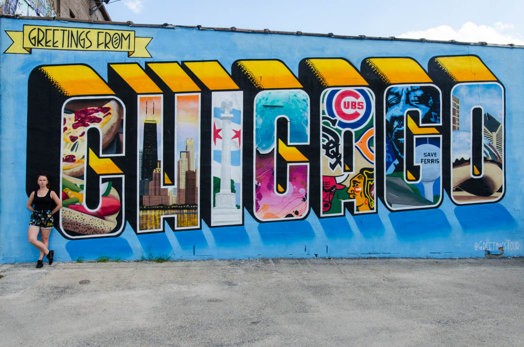 Subiektywny przewodnik po Wietrznym Mieście - Chicago