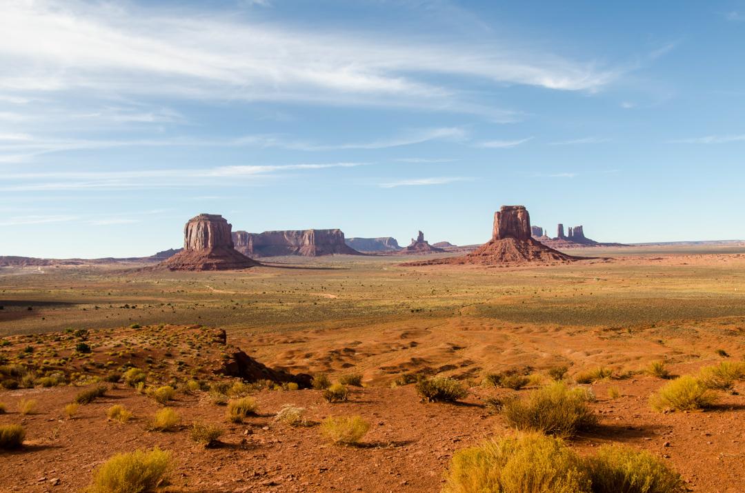 Święta ziemia Indian Navajo i Kanion Antylopy
