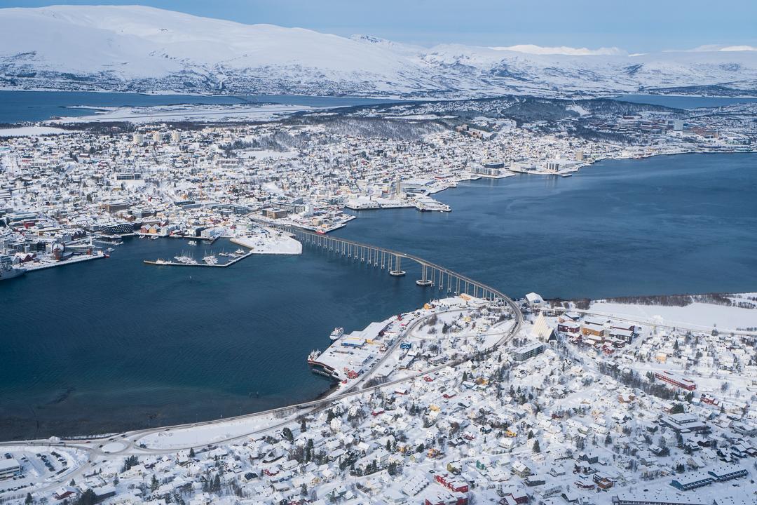 Wrota Arktyki - Tromsø, Sommarøy i Alpy Lyngeńskie
