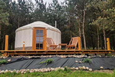 4rest Camp - nocleg w mongolskiej jurcie na Kaszubach (26)