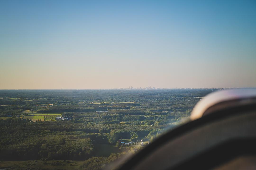 Jak to jest latać samolotem ultralekkim bez ptasiego instynktu?